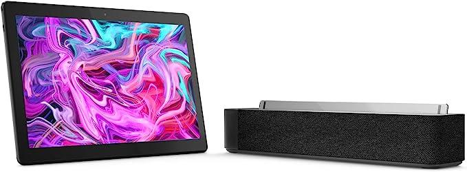 Lenovo Smart Tab M10 Fhd 10 1 3gb 32gb Android Black Computers Accessories