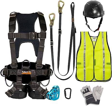 FUSION Climb Pro Juego de Cinturones de Seguridad para Corral ...