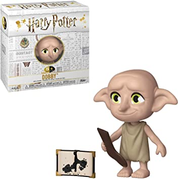 Todo para el streamer: Harry Potter - Figura Funko 5 Star Dobby Herbology 10cm