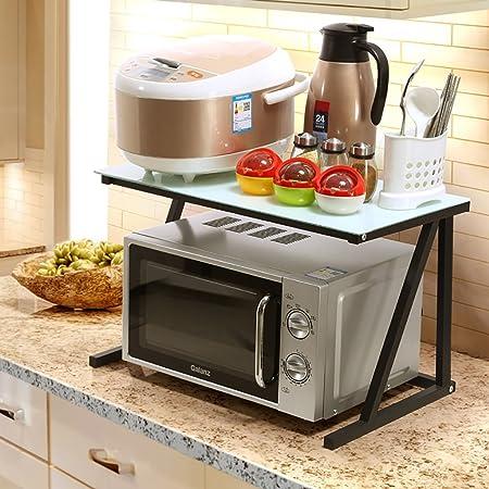 Shelf LYG Estante de Cocina Rejilla para Horno de microondas ...