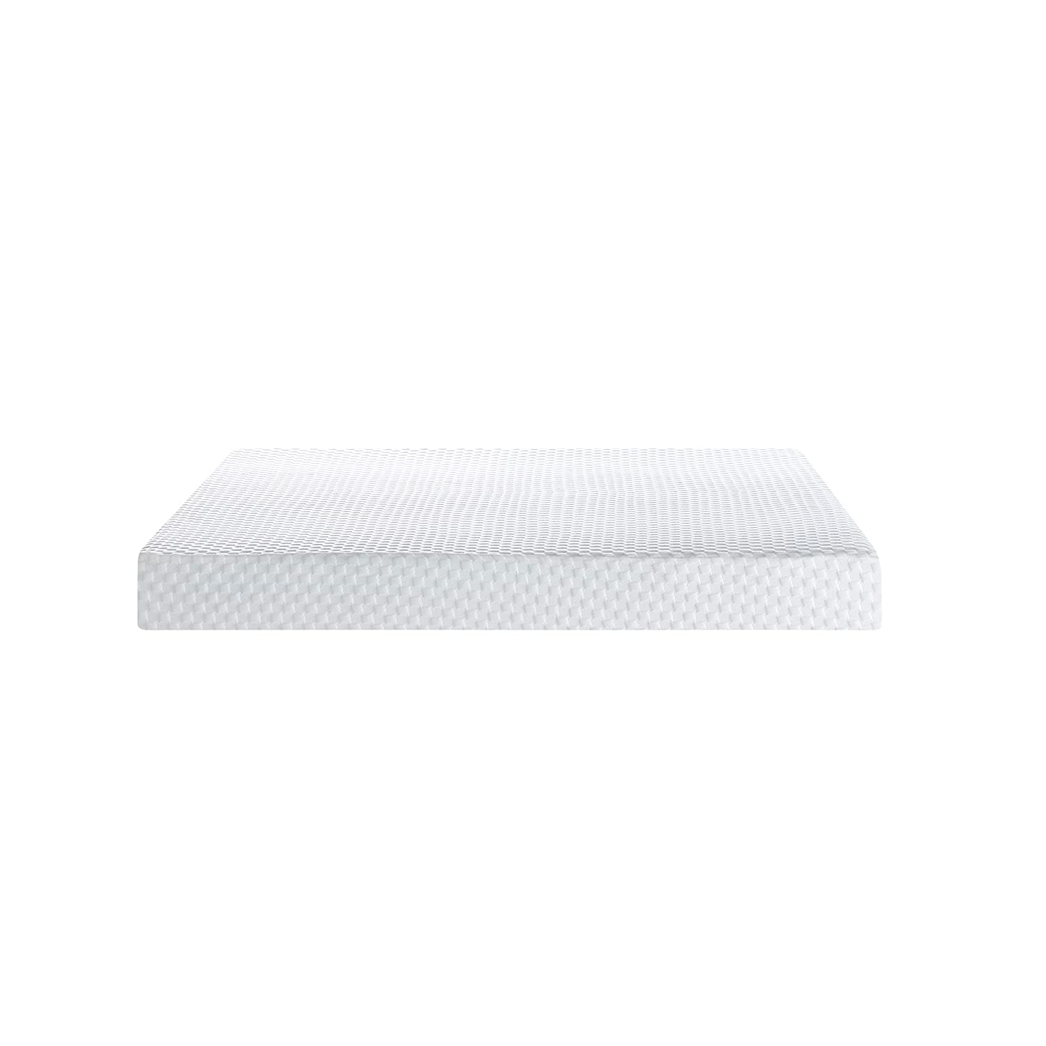 Merax 6 Inch Cooling-Gel Memory Foam Mattress - Medium Firm - CertiPUR-US Certified Contouring Comfort Foam, Pressure Point Relief, Low Motion Transfer, Easy to Set Up - 10 Year Warranty, King Size