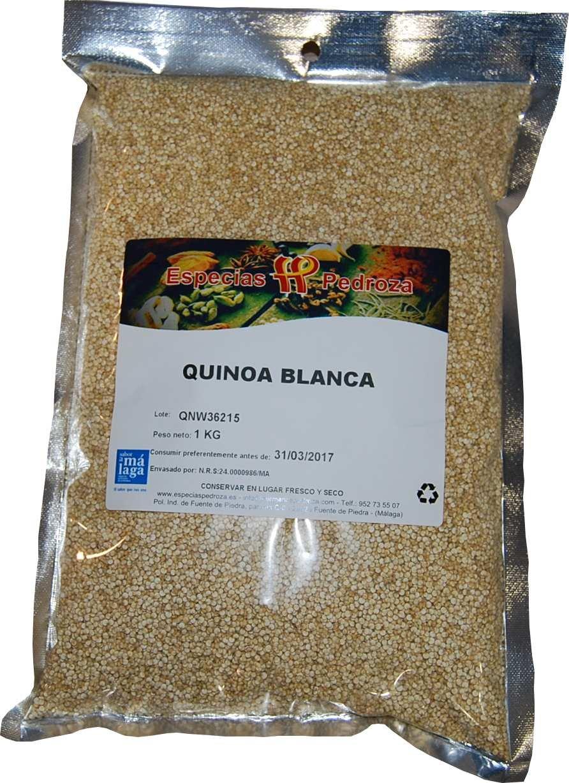 QUINOA BLANCA: Amazon.es: Alimentación y bebidas