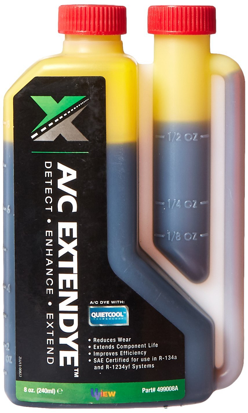 UView 499008A A/C ExtenDye Bottle