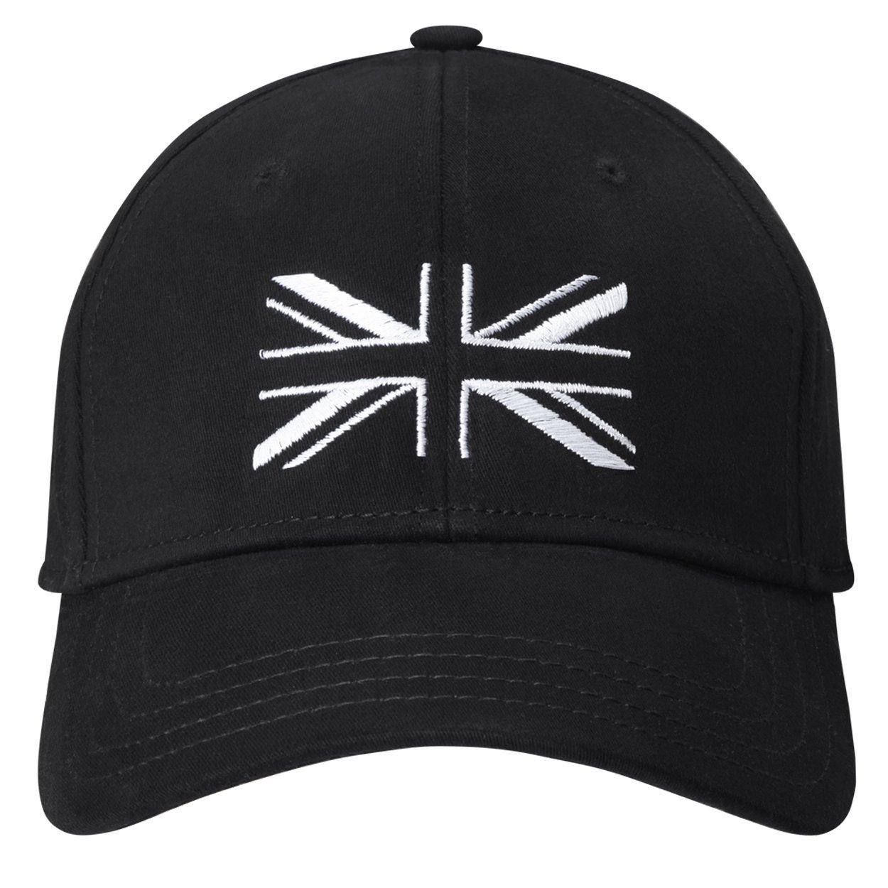 Gents BRIT Cap in Black