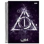Caderno Universitário 20x1 400 fls C.D. Jandaia - Harry Potter 2