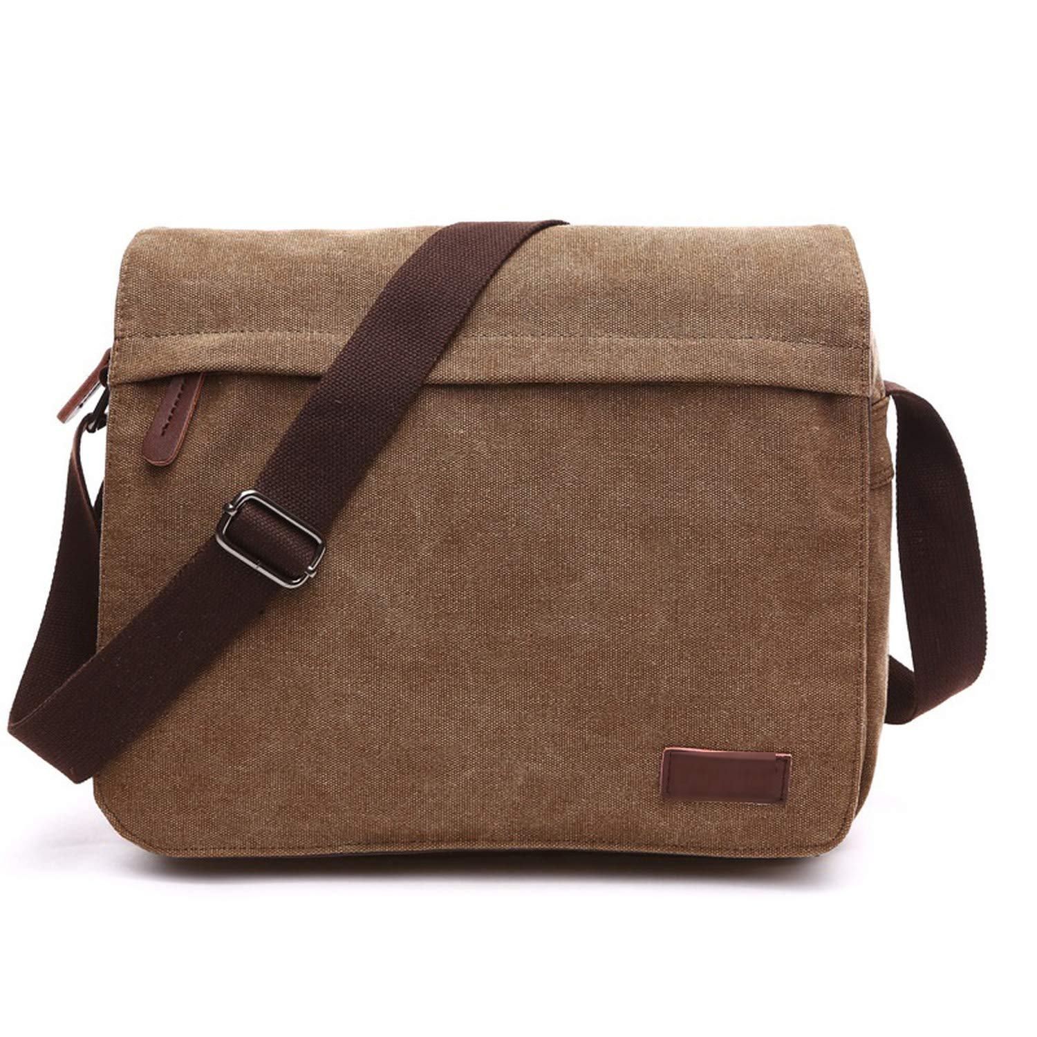 Men Canvas Bag Messenger Bag Brand Business Casual Travel Shoulder Bag Men Crossbody Bag Male