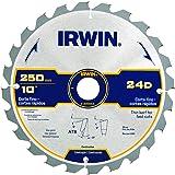 IRWIN 364002LA Sierra Circular CT 10 pulg x 24D