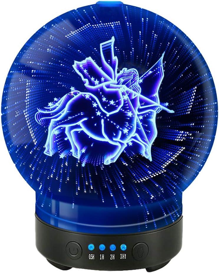 Sagittarius Zodiac Stone and Essential Oil Mist Kit