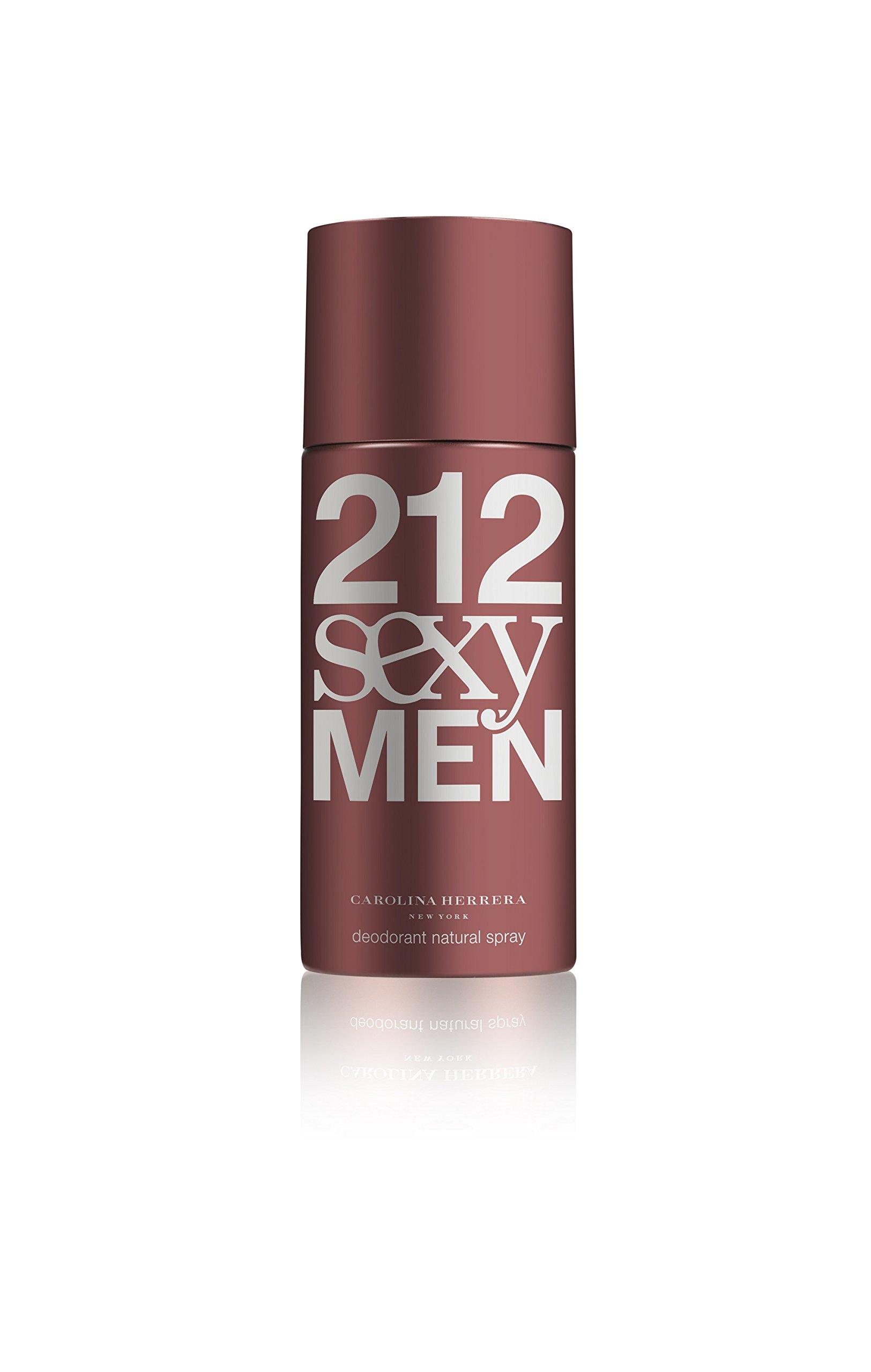 4ac8b2055d 212 Sexy by Carolina Herrera for Men. Deodorant Spray 5-Ounces