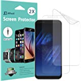 Galaxy S8 Plus Screen Protector, [Full Coverage], JETech SOFTOUGH 2-Pack TPE Ultra HD Screen Protector Film for Samsung Galaxy S8+ Plus