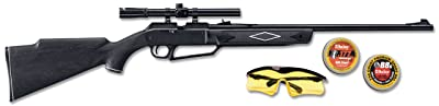 880 Powerline Air Rifle Kit, Dark Brown/Black, 37.6 Inch