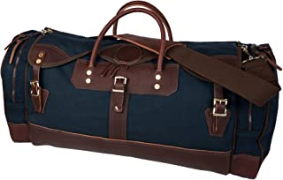 product image for Duluth Pack Medium Extended Sportsmans Duffel Bag Navy