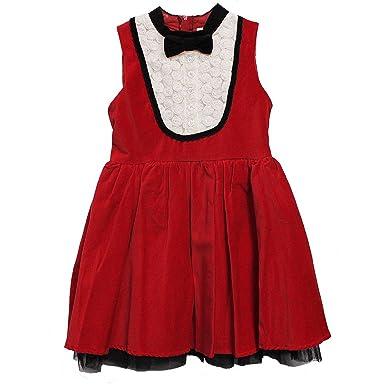 Amazon.com: Harajuku Mini Girls Red Velvet Dress: Clothing