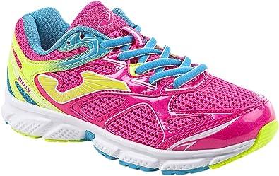 JOMA Vitaly, Zapatillas de Deporte Exterior para Niñas, Rosa (Pink), 35 EU: Amazon.es: Zapatos y complementos