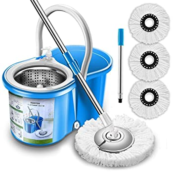Aootek Mop and Bucket Set