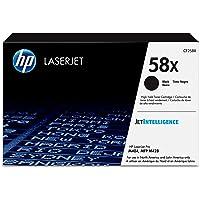 HP 58X | CF258X | Toner Cartridge | Works with HP LaserJet Pro M404 series, M428 series | Black | High Yield