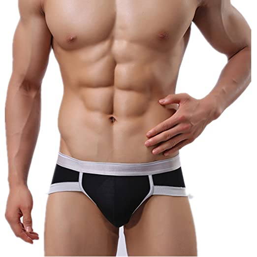 Jasinwins Fashion Sexy Men Underwear Cueca Sexy Shorts Solid Casual New Underpants Ropa Interior Men Underwear