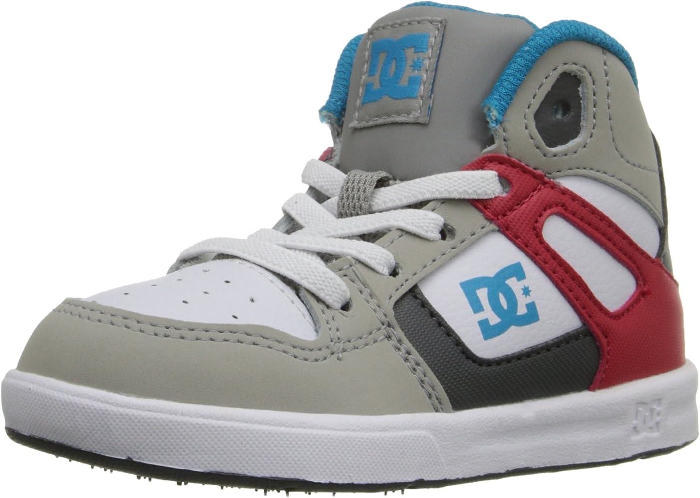 53eba42c26 Shoes Baby-Boys Shoes Rebound Ul - High-Top Shoes - Boys - US 7 - Grey  Grey/Red/White US 7 / UK 6 / EU 23
