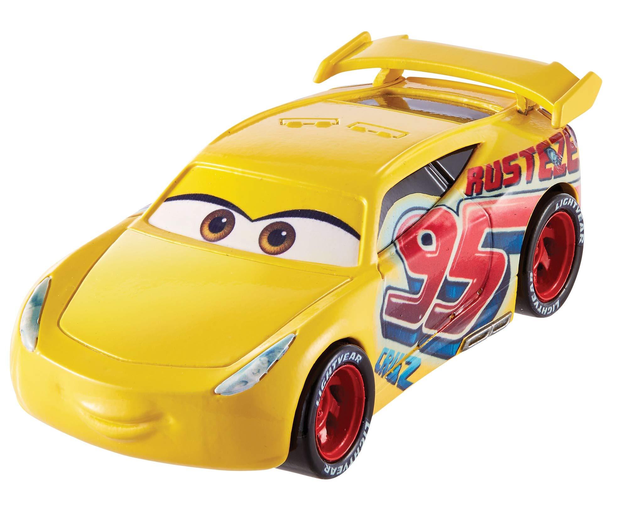 Disney Cars FGD72 Movie Diecast Character Vehicles, Multi-Colour