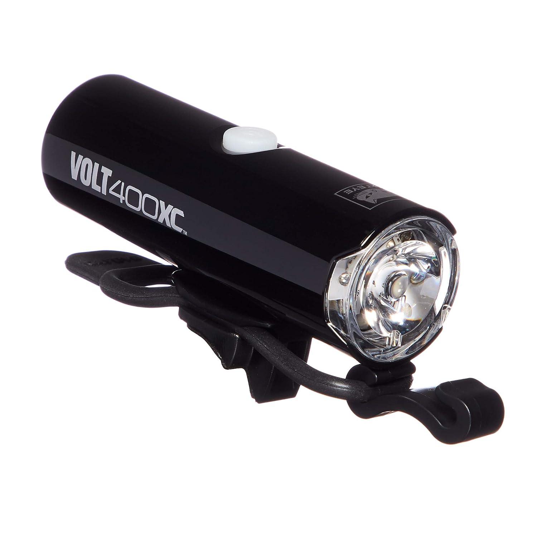 cateye volt 400  : CAT EYE - Volt 400 XC Rechargeable Headlight, 400 Lumens ...