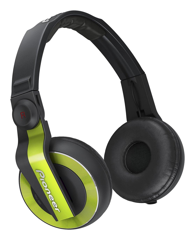 Pioneer HDJ-500 G GRÜN - HDJ500 Auriculares DJ Verdes: Amazon.es: Electrónica