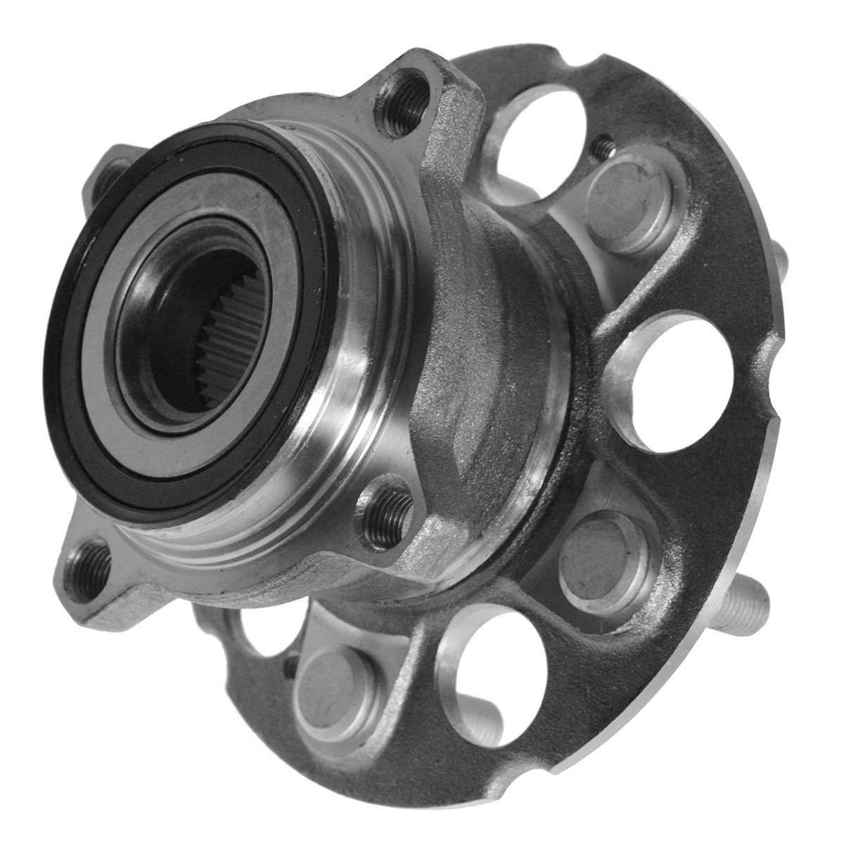 Rear Wheel Hub /& Bearing Left or Right for Honda CR-V CRV Acura RDX