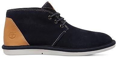 Timberland a12jk a12jv a12K7City Shuffler Chukka Chaussures Bateau Couleurs Assorties - Bleu - Bleu, EUR 46