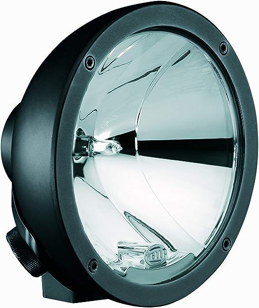 Hella 1f3 009 094 021 Halogen Fernscheinwerfer Luminator Compact 12 24v Rund Referenzzahl 37 5 Anbau Lichtscheibenfarbe Glasklar Links Rechts Auto