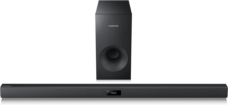 Samsung HW-F355 Altavoz soundbar 2.1 Canales 120 W Negro Inalámbrico: Amazon.es: Electrónica