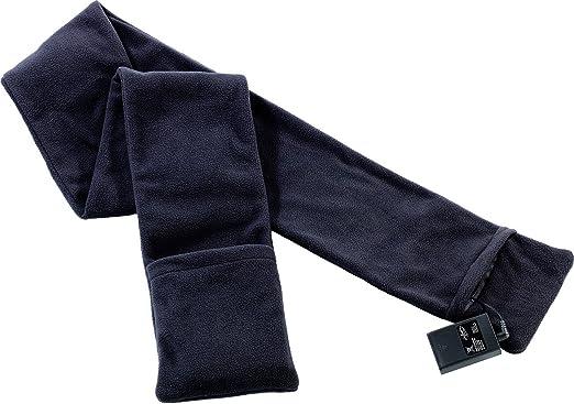 prezzo competitivo 7db13 91331 infactory, sciarpa riscaldata,scialle in pile, da 170 cm ...