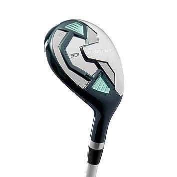 Wilson Pro Staff SGI GRA 3HY Palos de Golf híbridos: Amazon ...
