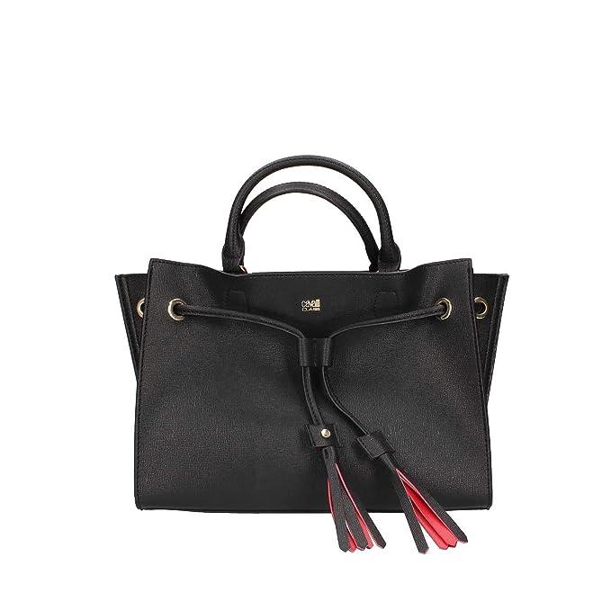 Cavalli Class C83PWCRP0022999 Bolsos de mano Mujer Negro TAU: Amazon.es: Ropa y accesorios