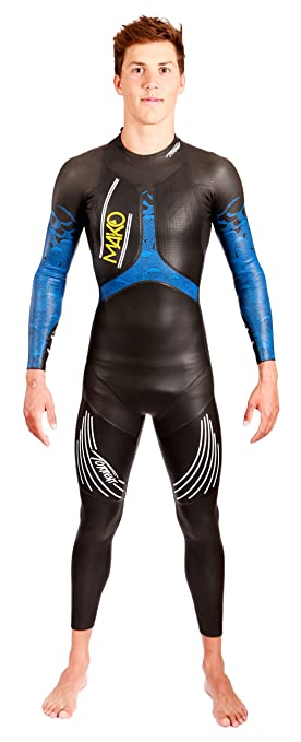 Mako Torrent Traje de Neopreno para Triatlón, Hombre: Amazon ...