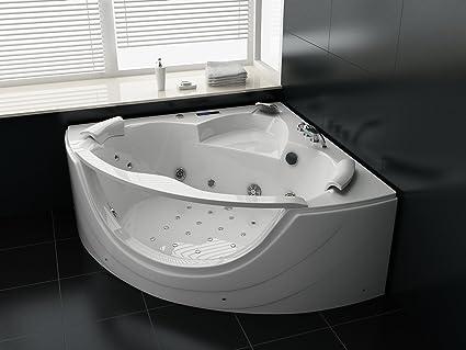 Vasca Da Bagno Whirlpool : Freestanding vasca da bagno di lusso acrilico vasca con