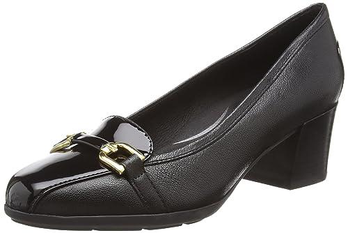 Geox D Annya Mid C, Zapatos de Tacón para Mujer: Amazon.es: Zapatos y complementos