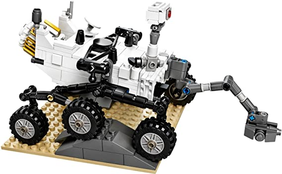 Amazon Lego Ideas Nasa Mars Science Laboratory Curiosity Rover