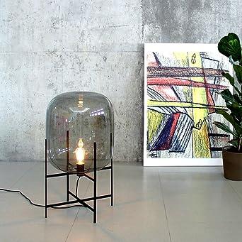 Moderne Beleuchtung Nordic Style Glas Stehleuchte Fashion Design Glas  Tischleuchten Für Wohnzimmer/Landhaus/Bar