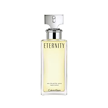 Amazoncom Calvin Klein Eternity For Women Eau De Parfum 34