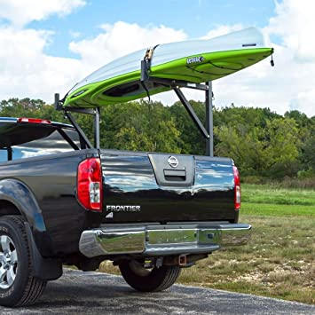 Kayak Racks For Pickup Trucks >> Amazon Com Apex Ndslr Steel Ladder Rack Automotive