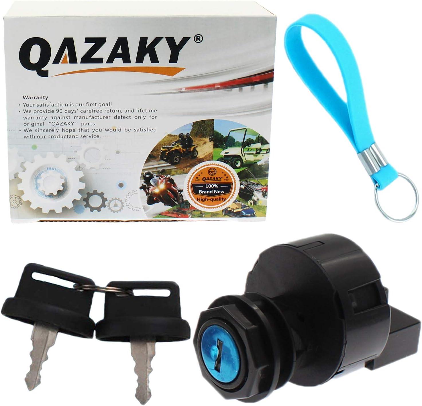Zsoog lgnition Key Switch fits POLARIS ATV 4110194 SPORTSMAN 50 250 300 335 400 500 1996-2000