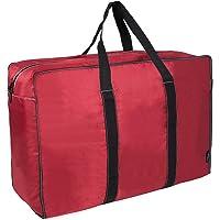 DOKEHOM DKA1015G 130L épaissie Sacs pour vêtements (4 Couleurs), étanche épais surdimensionnée Organiseur Sac de Rangement, Sac de Voyage