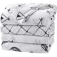 Amazon Best Sellers Best Nursery Swaddling Blankets