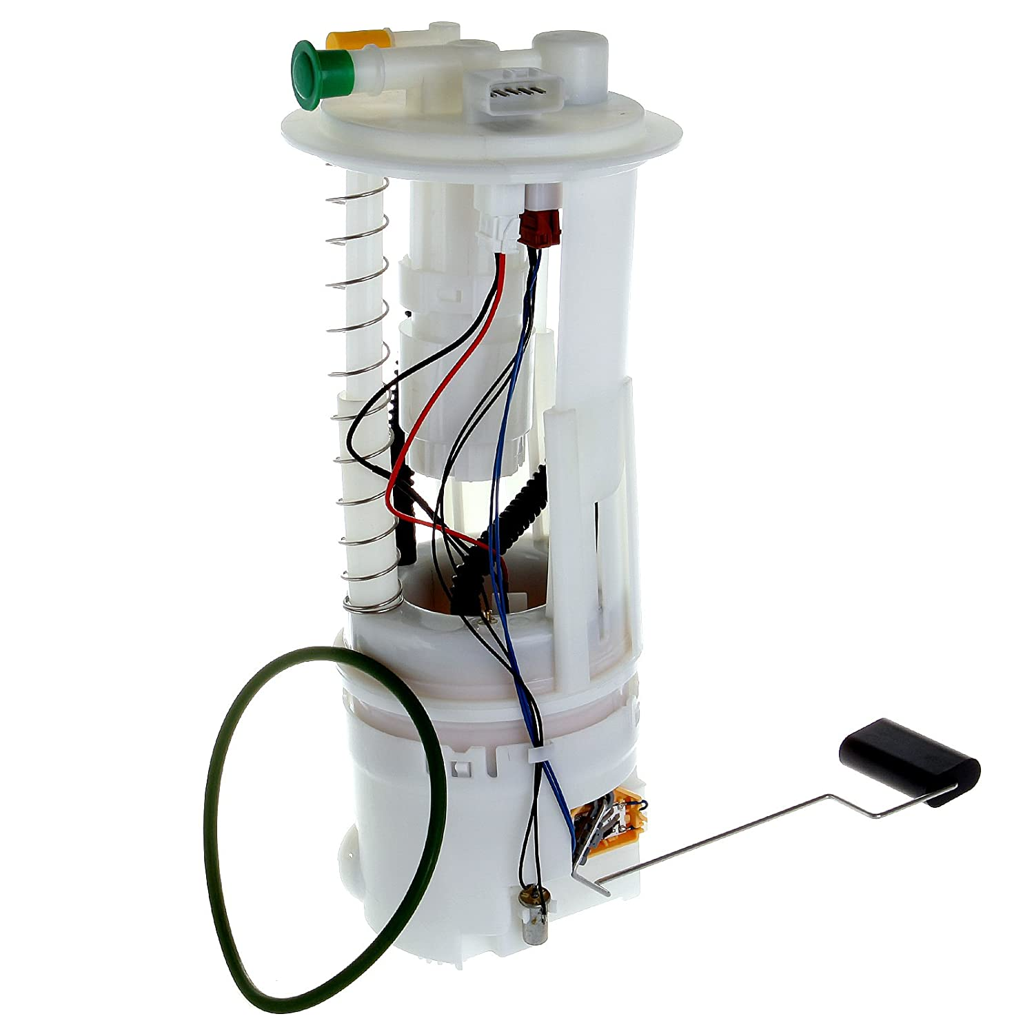 ECCPP Electric Fuel Pump Module Assembly w/Sending Unit Replacement for Nissan Frontier Pathfinder Xterra Suzuki Equator 2005 2006 2007 2008 2009 2010 2011 2012 2013 2014 2015 L4 2.5L V6 4.0L E8743M 053112-5211-1403151
