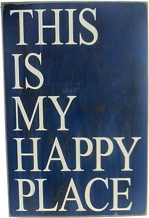 Unicorn Believe Metal Wall Plaque Art Vintage tin sign happiness