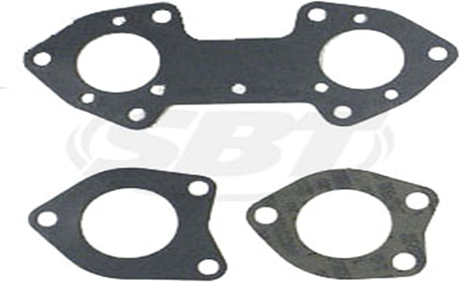 Kawasaki 650 Exhaust Gasket Kit 650 1986 1987 1988 1989 1990 1991 1992 1993 1994 1995 1996
