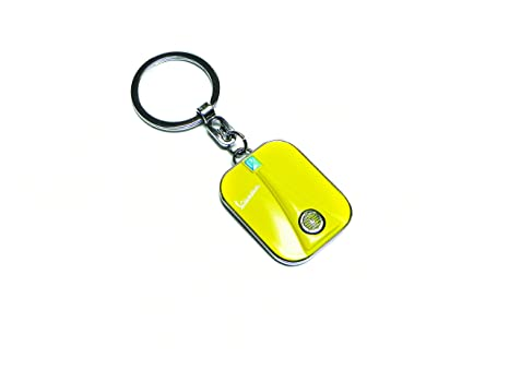 Llavero Vespa Pierna (33 x 42 x 9 mm Amarillo V50 Rally PX ...