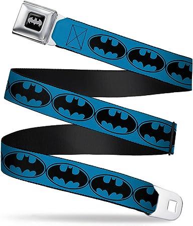 Buckle-Down Seat Belt Belt Batman Signals