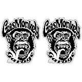 Fast And Loud Monkey Logo