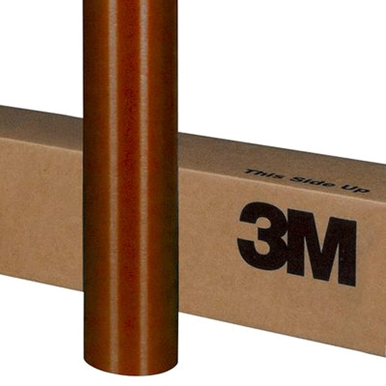 3 M 1080 m229マット銅メタリック車ラップビニールフィルム 5ft x 8ft (40 Sq/ft) 1080-M229 B00KQ0E4NS 5ft x 8ft (40 Sq/ft)  5ft x 8ft (40 Sq/ft)