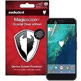 Google Pixel Screen Protector, MediaDevil Magicscreen Crystal Clear (Invisible) Edition - (2 x Protectors)